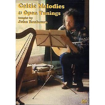 John Renbourn - Celtic Melodies & Open Tunings [DVD] USA import