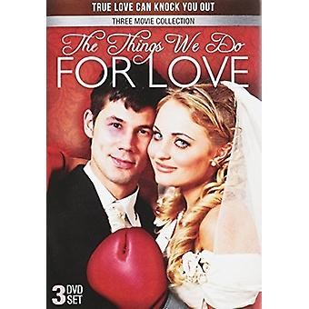 Things We Do for Love [DVD] USA import