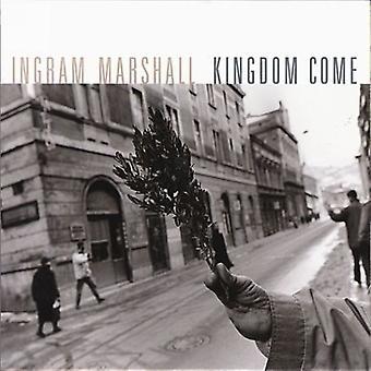 I. Marshall - Ingram Marshall: Kingdom Come [CD] USA import