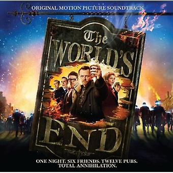 Various Artists - de World's End [Original Motion Picture Soundtrack] [CD] USA importeren