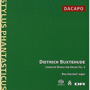 Radeck/Brunckhorst/Steffens/Erich/Ritter/Hanff - Complete Organ Works [CD] USA import