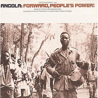 Angola: Forward People's Power - Angola: Forward People's Power [CD] USA import