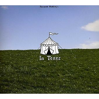 Recess Monkey - In Tents [CD] USA import