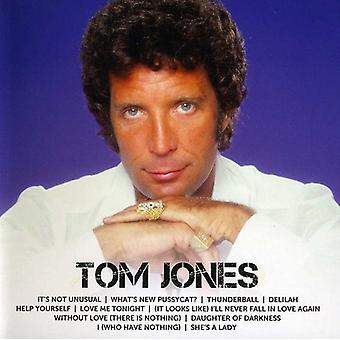 Tom Jones - importation USA icône [CD]