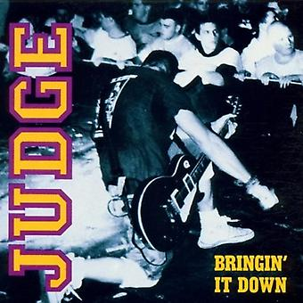 Judge - Bringin' It Down [Vinyl] USA import