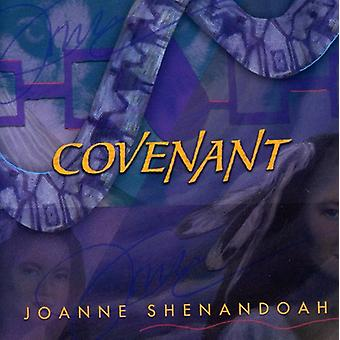Joanne Shenandoah - Covenant [CD] USA import