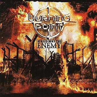 Burning Point - Burned Down the Enemy [CD] USA import