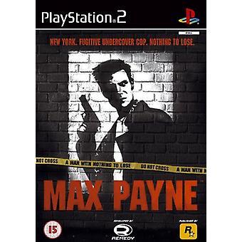 Max Payne - Fabrik versiegelt