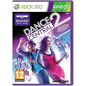 Dance Central 2-compatibel met Kinect (Xbox 360)-in de fabriek verzegeld