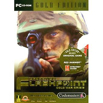Opération Flashpoint Gold Edition - Factory Sealed