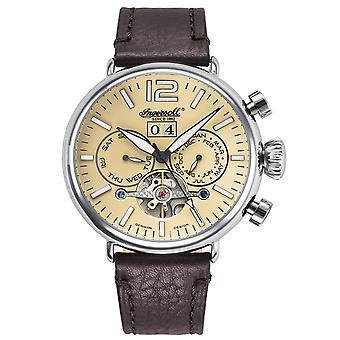 Ingersoll men's watch wristwatch automatic Nakota IN1230CR