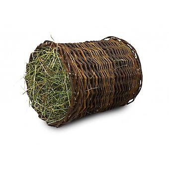 Jr Farm  Willow Hay Tunnel large. (Small pets , Cage Accessories , Tunnels)