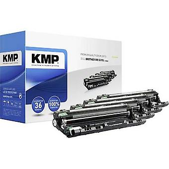 KmP Drum reemplazó a Brother DR-241CL, DR241CL Compatible Black, Cyan, Magenta, Yellow 15000 Sides B-DR26V