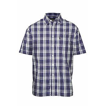 Mester Mens Beverley Casual kort ermet skjorte (pakke med 2)