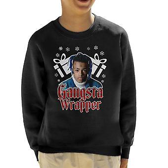 ギャングスタラッパー XXXTentacion クリスマスキッズスウェットシャツ