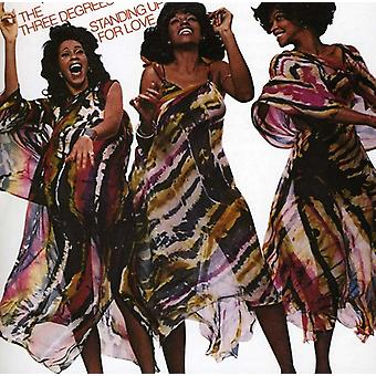 Three Degrees - Standing Up for Love [CD] USA import