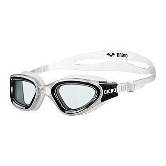 Arena Envision Adult Swimming Goggle- Clear Lens - Clair/Noir