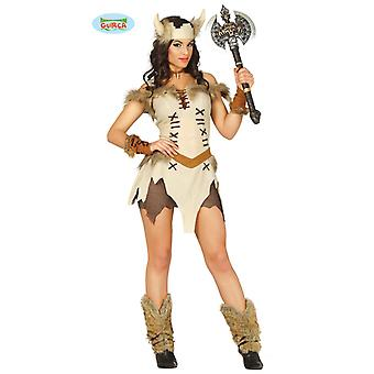 Sexy Viking costume for ladies Barbarin Lady costume