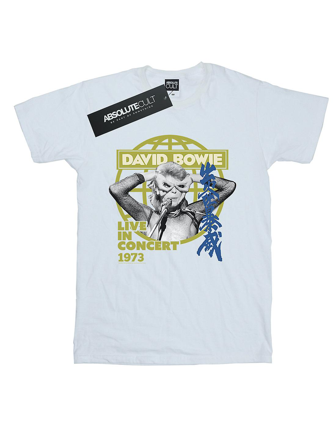 David Bowie Boys Live In Concert T-Shirt