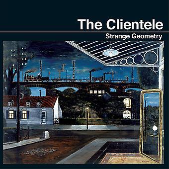Clientele - Strange Geometry [Vinyl] USA import