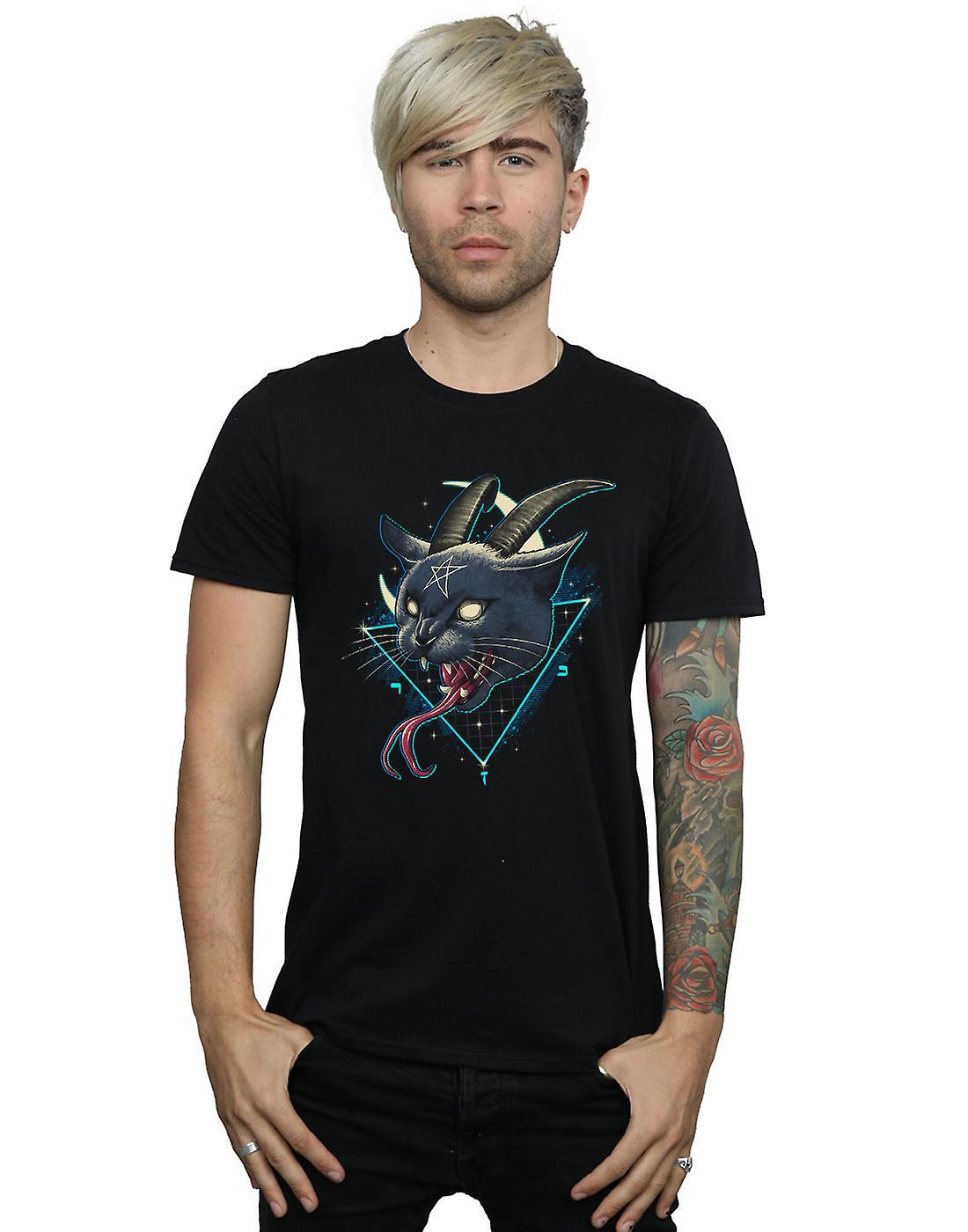 Vincent Trinidad Men's Rad Devil Cat T-Shirt