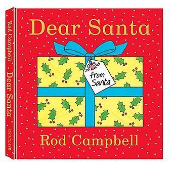 عزيزي سانتا (تحرير السوق الرئيسية) قضيب كامبل-كتاب 9781447223818