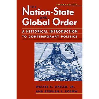L'État-nation et l'ordre mondial - une Introduction historique sur Cont