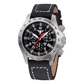 KHS ure Herre watch platoon chronograph LDR KHS. PCLDR. LBB