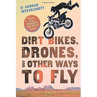 Motos, aviones no tripulados y otras formas de volar