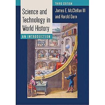 Scienza e tecnologia nella storia del mondo: un'introduzione