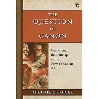De vraag van Canon