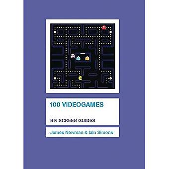100 Videogames (BFI Screen Guides)