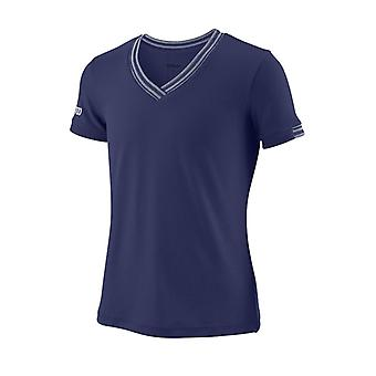 Wilson G-team V-neck girls WRA770101