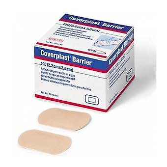 Coverplast Barrier 2.2X3.8Cm 72143-04 100