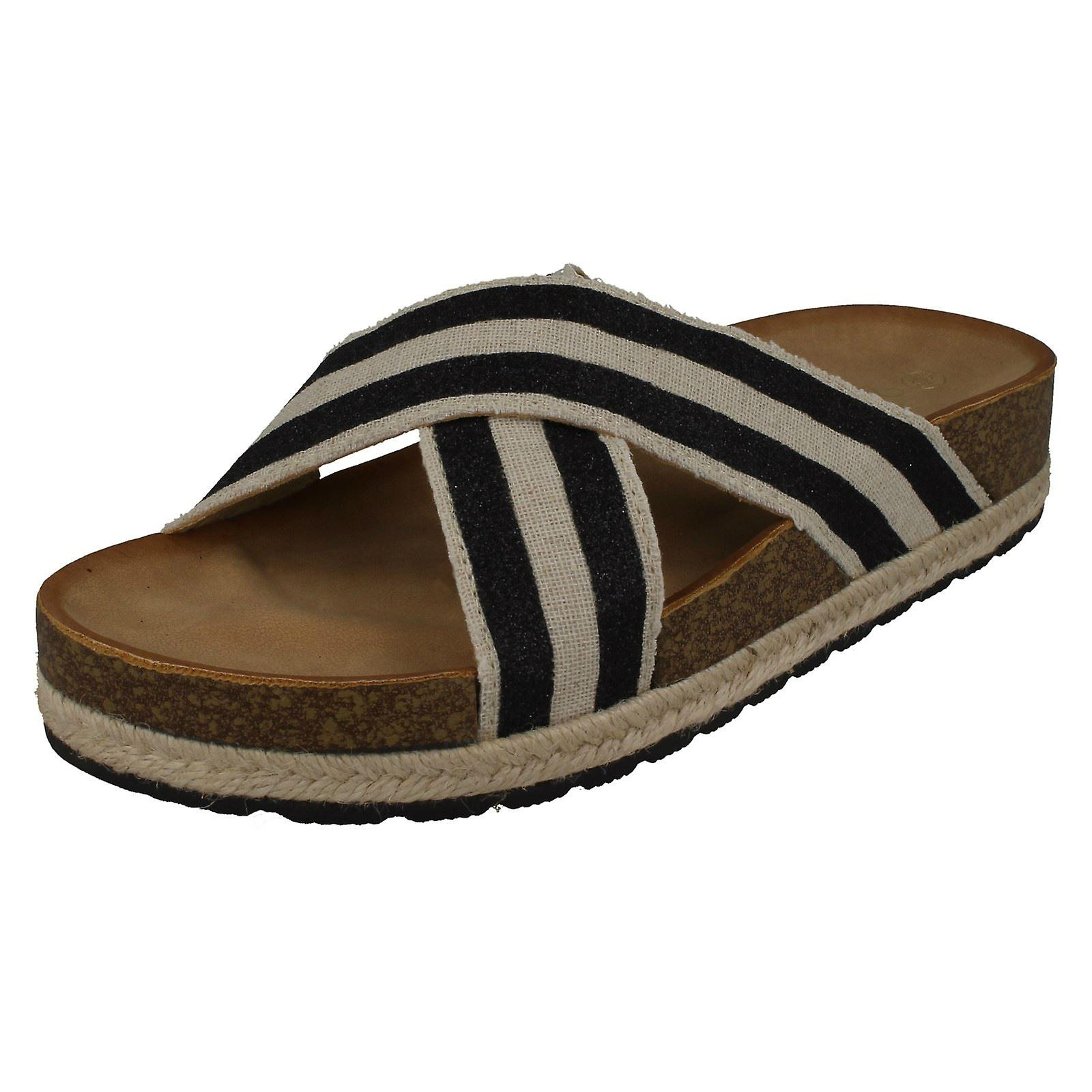 Ladies Savannah Slip On Mules tU5U2
