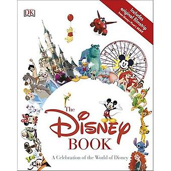 The Disney Book by DK - 9780241185315 Book