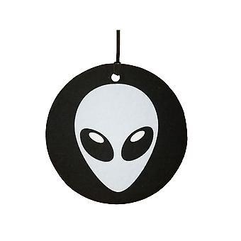 Alien Logo Car Air Freshener