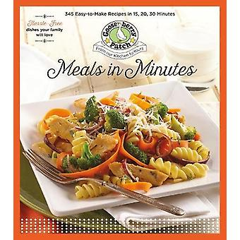 Meals In Minutes - 15 - 20 - 30 by Gooseberry Patch - 9781620932865 Bo