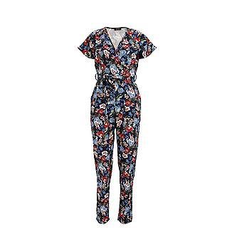 Girls On Film Womens/Ladies Aden Wrap Jumpsuit