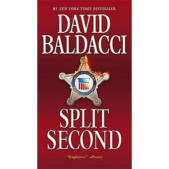 Split Second by David Baldacci - 9781455576388 Book