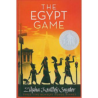 The Egypt Game by Zilpha Keatley Snyder - 9781606864784 Book