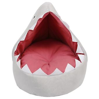 Ministry Of Pets Sheila The Shark Pet Igloo/Bed
