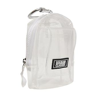 Urban Classics-Transparent Mini Bag with Hook