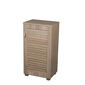 Cabinet 45x32x53cm 4 shelves in wood Homestyle strong