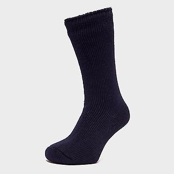 New Heat Holders Men's Original Thermal Socks Blue