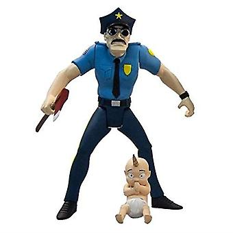 Axe Cop 4-inch Series 1 Figure - Axe Cop