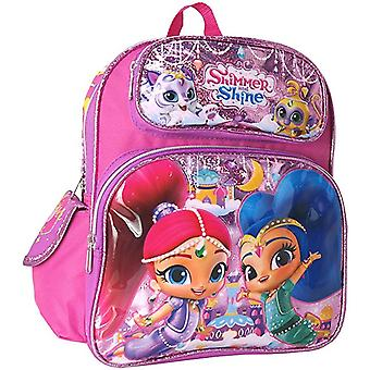 Small Backpack - Shimmer and Shine 12