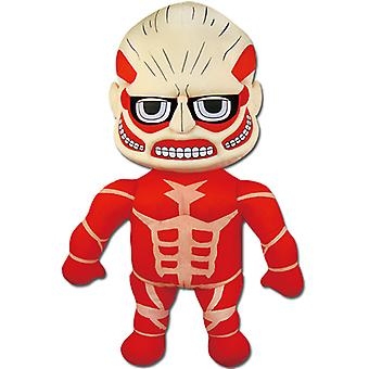 Plush - Attack on Titan - New Colossal Titan 18'' Soft Doll Anime Licensed ge52756