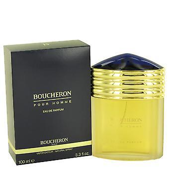 Boucheron eau de parfum spray by boucheron 417593 100 ml