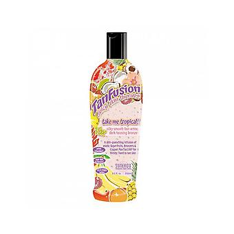 Synergy Tan Take Me Tropical 15x Abbronzante Bronzer Abbronzante Lozione - 250ml